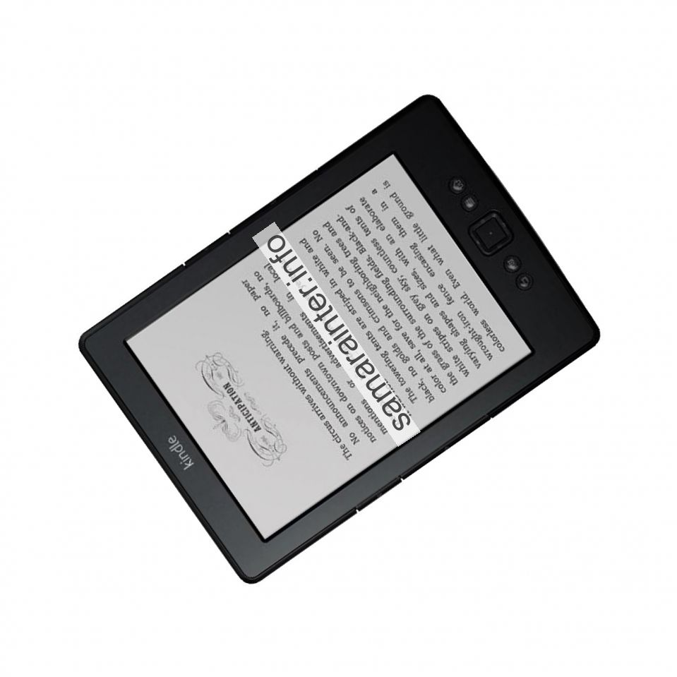 электронная книга Amazon Kindle 5 WiFi