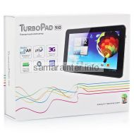 интернет-планшет TurboPad 910 16Gb, 9.7
