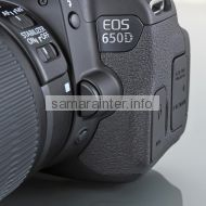 зеркальный фотоаппарат Canon EOS 650D Kit EF-S 18-55mm IS II Black